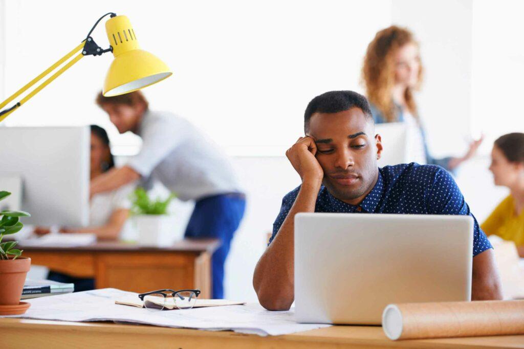 De hedendaagse online meeting